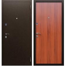Входная металлическая дверь АСД Эконом (Итальянский орех)