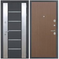 Входная металлическая дверь Интекрон Вельс (Дуб кантри)