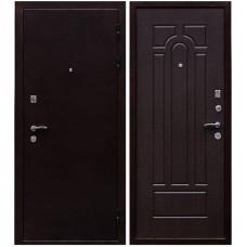 Входная металлическая дверь Ратибор Вега (Венге)