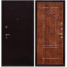 Входная металлическая дверь Ратибор Византия (Дуб антик)