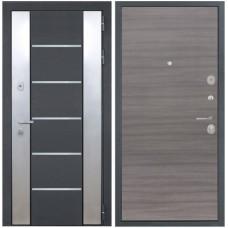 Входная металлическая дверь Интекрон Вельс (Дуб тоскано)