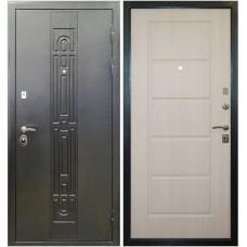 Входная металлическая дверь Ратибор ДСВ 2К (Дуб выбеленный)