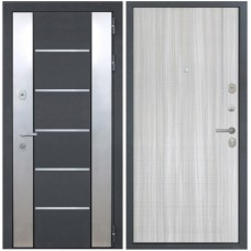 Входная металлическая дверь Интекрон Вельс L-5 (Сандал белый)
