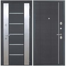 Входная металлическая дверь Интекрон Вельс L-6 (Венге)