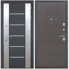 Входная металлическая дверь Интекрон Вельс (Эко венге)