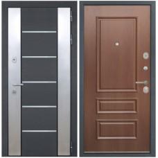 Входная металлическая дверь Интекрон Вельс 3D (Итальянский орех)
