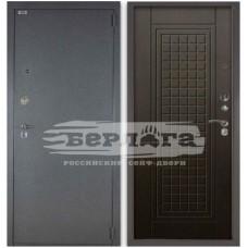 Входная Металлическая Дверь Берлога 3К Альма (венге)