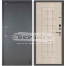 Входная Металлическая Дверь Берлога 3К Альма (светлый ларче)