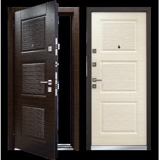 Входная металлическая дверь Mastino LINE 3 (Светлый венге)