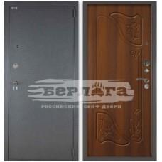 Входная Металлическая Дверь Берлога 3К Веста (рустикальный дуб)