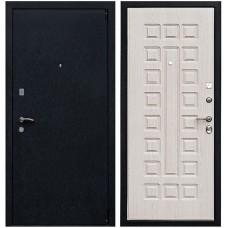 Входная металлическая дверь Ратибор Зодиак Беленый дуб