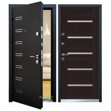 Входная металлическая дверь Mastino Ponte (Венге)