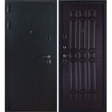 Входная металлическая дверь Лайт 3К (бархат/венге)