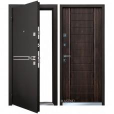 Входная металлическая дверь Mastino Strada (Дуб мореный)