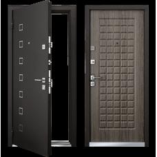 Входная металлическая дверь Мastino Area (Каштан темный)