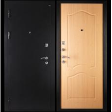 Входная металлическая дверь Сударь МД-04 (Антик серебро/бук)
