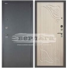 Входная Металлическая Дверь Берлога 3К Веста (светлый ларче)