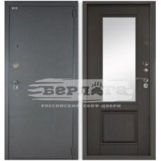 Входная Металлическая Дверь Берлога 3К Гала (венге) с зеркалом