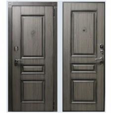 Входная металлическая дверь Страж Вангер (серый)