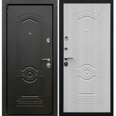 Входная металлическая дверь AСД Гермес (Беленый Дуб)