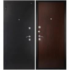 Входная металлическая дверь Cударь МД-01 (Антик серебро/венге)