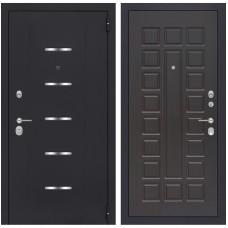 Входная металлическая дверь Лабиринт ALFA 04 (Венге)