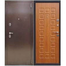 Входная металлическая дверь Снедо Йошкар (Золотистый дуб)