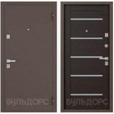 Входная металлическая дверь Бульдорс 13Р (Венге)