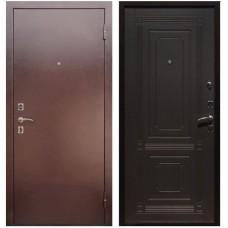 Входная металлическая дверь Армада 1 (Венге)