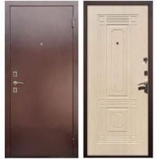 Входная металлическая дверь Армада 1 (Дуб белёный)