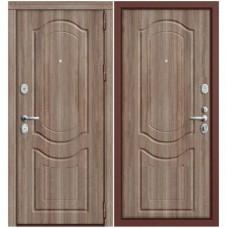 Входная металлическая дверь Groff P3-300 (Темный Орех)