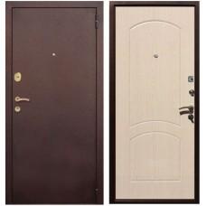 Входная металлическая дверь Армада 1А (Дуб белёный)