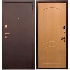 Входная металлическая дверь Армада 1А (Дуб натуральный)