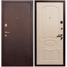 Входная металлическая дверь Армада 2 (Беленый Дуб)