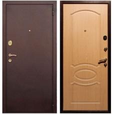 Входная металлическая дверь Армада 2 (Дуб светлый)
