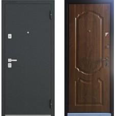 Входная металлическая дверь Бульдорс 44 (Дуб медовый)