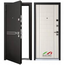 Входная металлическая дверь Маstino Strada (Шамбори светлый)