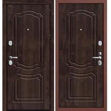 Входная металлическая дверь Groff P3-301 (Темная Вишня)