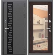 Входная металлическая дверь Браво Оптим Термо 220 (Wenge Veralinga)