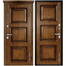 Входная металлическая дверь МетаЛюкс Альянс М705