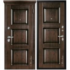 Входная металлическая дверь МетаЛюкс Альянс М705/3