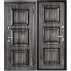 Входная металлическая дверь МетаЛюкс Альянс М705/4