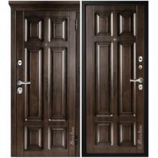 Входная металлическая дверь МетаЛюкс Идеал М706/2