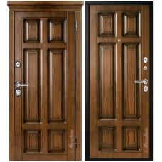 Входная металлическая дверь МетаЛюкс Идеал М706/4