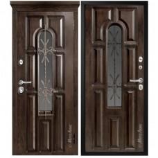 Входная металлическая дверь МетаЛюкс Кардинал СМ760