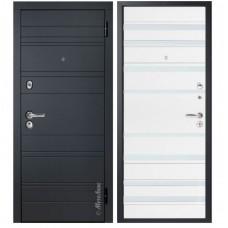 Входная металлическая дверь МетаЛюкс Лайн М700/2