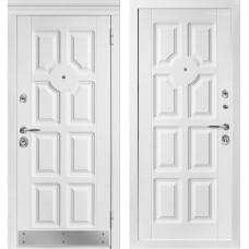 Входная металлическая дверь МетаЛюкс Леон М707